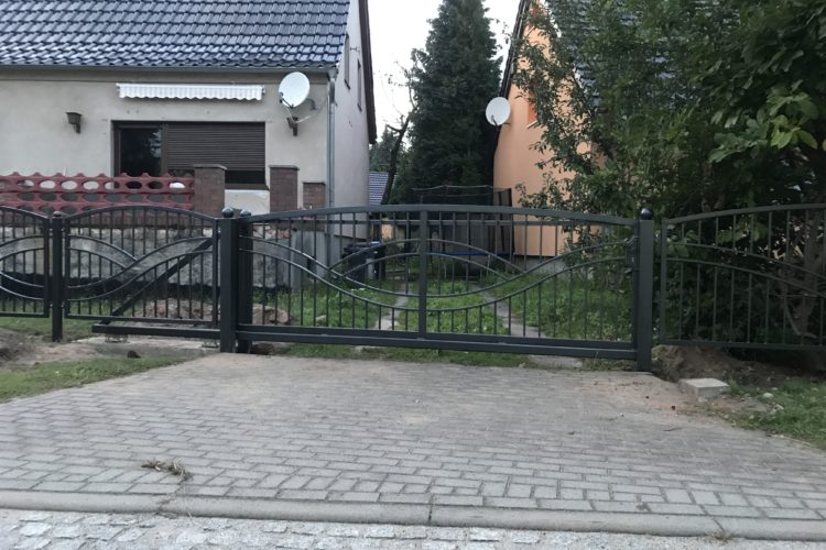 płoty kute Żary